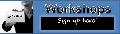 Sign up for a  Learning Resource Centre Workshop here